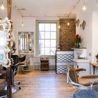 Photo taken at Three V Hair Salon by YOUhome on 6/23/2015