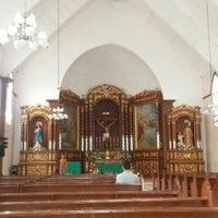 Photo taken at San Jose De Trozo Parish by Alexandra H. on 9/4/2015