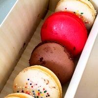 Photo taken at Jones Bros. Cupcakes by Kris M. on 8/16/2014