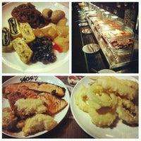 Photo taken at Shogun Japanese Buffet Restaurant by Dez L. on 10/26/2012