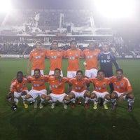 Photo taken at WakeMed Soccer Park by B B. on 11/2/2014