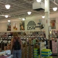 Photo Taken At Dsw Designer Shoe Warehouse By B On 5 26