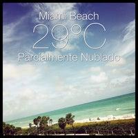 Photo taken at Miami Beach At 4525 Collins by Rafael P. on 11/25/2014