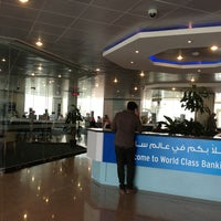 Photo taken at Samba Bank by Rami A. on 5/18/2013
