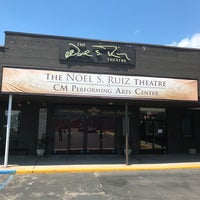 Photo taken at The Noel S. Ruiz Theatre at CM Performing Arts Center by The Noel S. Ruiz Theatre at CM Performing Arts Center on 1/17/2018