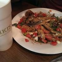 Photo taken at Taziki's Cafe of Charleston by Jeff E. on 7/14/2013