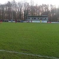 Photo taken at Rijnmond Hoogvliet Sport by Peter G. on 11/29/2014