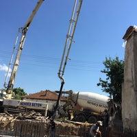 Photo taken at İKRA  İNŞAAT by Ahmet on 6/20/2015