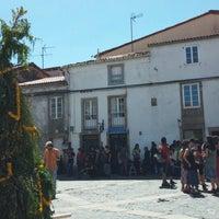 Photo taken at Cruz de San Pedro by Santi L. on 5/3/2014