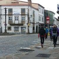 Photo taken at Cruz de San Pedro by Santi L. on 4/19/2014