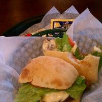 Photo taken at Bridgeport Cafe by Joy J. on 12/7/2012