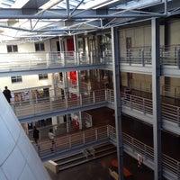 Photo taken at Esdes - École de Management by Audrey J. on 4/10/2014
