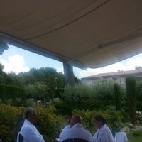 Photo taken at Thermes Sextius - Spa by Anna D. on 7/24/2014