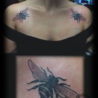 Photo taken at Area 51 Tattoo by Area 51 Tattoo on 5/20/2014