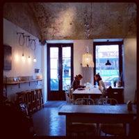 Photo taken at Goa Café & Restaurant by Arjan on 3/16/2013