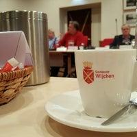 Photo taken at Raadszaal Gemeente Wijchen by Arjan @. on 11/17/2016