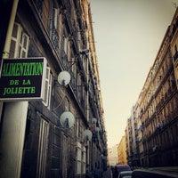 Photo taken at Rue Pierre Albrand by Sébastien F. on 3/19/2014