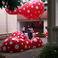 Photo taken at Quỹ Giao lưu Quốc tế Nhật Bản tại Việt Nam (The Japan Foundation) by Jesse P. on 7/25/2013
