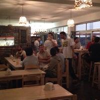 Photo taken at Club 25 de Agosto by Pablo G. on 10/17/2014