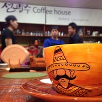 Photo taken at 전광수 Coffee House by 커피 홀. on 6/12/2014