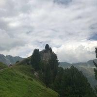 Das Foto wurde bei Switzerland/Austria Ischgl von Esther D. am 8/2/2018 aufgenommen