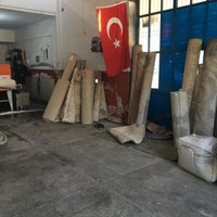 Photo taken at Orkide HALI YIKAMA FABRIKASI by Şakir K. on 1/13/2017
