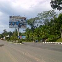 Photo taken at Bank Mandiri Bontang Ahmad Yani by Rahmat Adi Nugroho on 5/15/2013
