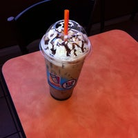 Photo taken at Dunkin Donuts by Erica C. on 11/4/2013