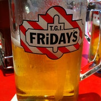 Photo taken at Fridays by Miguel A. on 3/31/2013