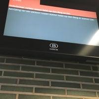 Photo taken at Station Heist-op-den-Berg by Ward M. on 2/27/2017