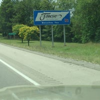 Photo taken at Kentucky / Tennessee State Line by Joi B. on 6/22/2013
