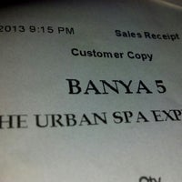 Photo taken at Banya 5 by Tom D. on 2/13/2013