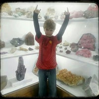 Photo taken at Rice NW Museum of Rocks and Minerals by Sena M. on 1/1/2015