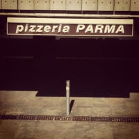 Photo taken at Pizzeria Parma by Klemen V. on 3/16/2013
