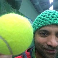 Photo taken at Varma tennisklubi by Jyrki K. on 1/22/2016