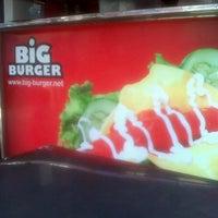 Photo taken at Big Burger by Chris R. on 6/18/2013