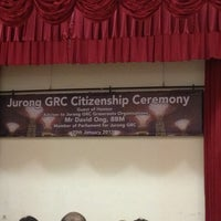 Photo taken at Bukit Batok Community Centre!  by Kingsley H. on 1/20/2013