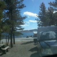 Photo taken at Carter Lake by Brigette R. on 3/18/2013