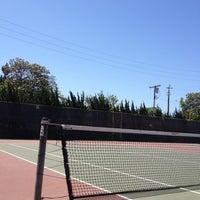 Photo taken at Mar Vista Park Tennis Courts by Nick P. on 6/22/2013