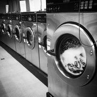 Photo taken at Celebrity Laundromat Cafe' by JayL | blog-ph.com 🔥 on 4/27/2015