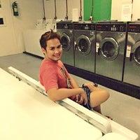 Photo taken at Celebrity Laundromat Cafe' by JayL | blog-ph.com 🔥 on 11/15/2014