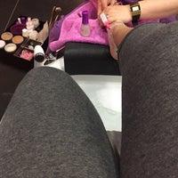 Photo taken at Nail Spa Salon by sa6oma on 3/5/2015