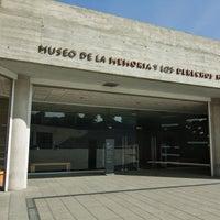 Foto tomada en Museo de la Memoria y los Derechos Humanos por Museo de la Memoria y los Derechos Humanos el 5/23/2014