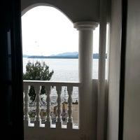 Photo taken at Hotel Indah, Lumut Waterfront Jetty, Perak. by Angah N. on 12/12/2013