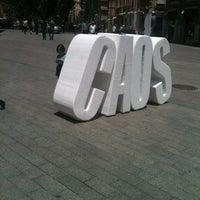 Foto tomada en Plaza Santo Domingo por aurora i. el 5/29/2013