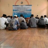 Photo taken at SMP IT Baitul Anshor by nina s. on 7/19/2014