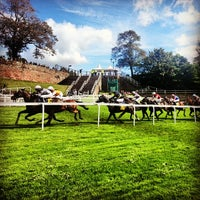 Photo taken at Chester Racecourse by Josh S. on 9/14/2013