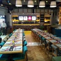 Photo taken at Kirpi Cafe & Restaurant by Fatma K. on 10/19/2014