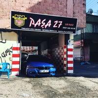 Photo taken at Pasa Carwash by Uğur K. on 3/5/2017