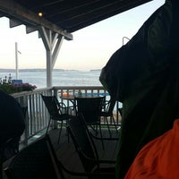 Photo taken at Linekin Bay Resort by Brian M. on 7/28/2015